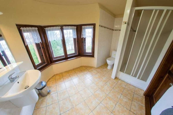 Penzion v Jizerských horách - Penzion v Jablonci - koupelna